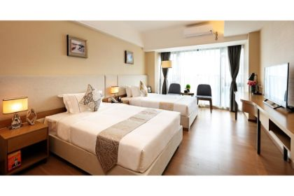 Yuwa Serviced Aparthotel