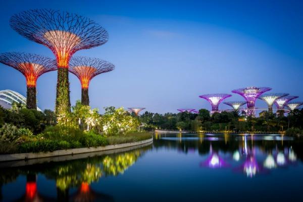 Kuala Lumpur - Bali - Singapur od 1.299 €