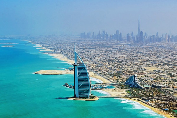 Maldivi - Dubai od 1.415 €