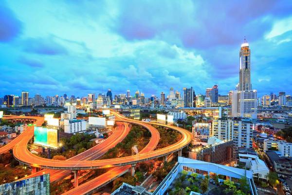 Krabi - Bangkok od 999 €
