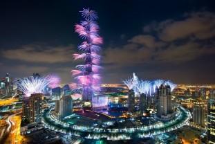 Dubai - Nova godina 2015