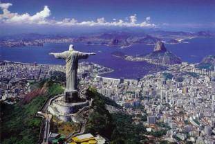 Rio - karneval - Iguasu vodopadi