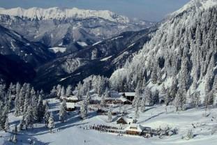 Slovenija - Krvavec - zima 2014/15