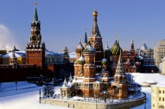Moskva januar / mart