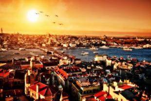 Istanbul - 1. maj 2015.