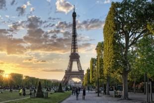 Pariz - 1. maj 2015.