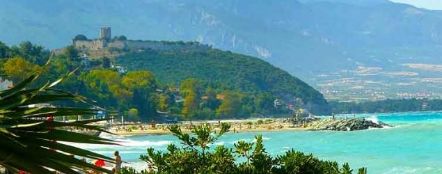 Grčka - olimpska regija - leto 2015
