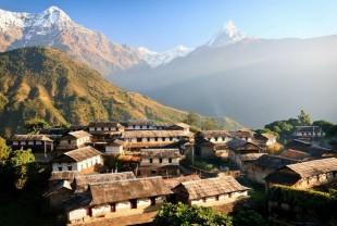 Nepal - Tibet - Indija