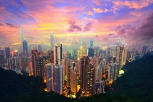 Peking - Hong Kong