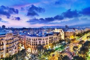 Barselona - septembar / novembar