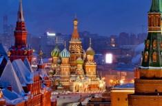 Moskva - jul / oktobar