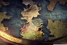 Destinacije iz Igre prestola