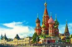 Nova godina 2016. u Moskvi