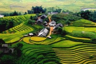 Laos - Vijetnam - Nova godina