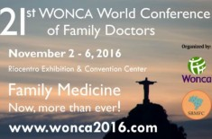WONCA 2016 - svetski kongres