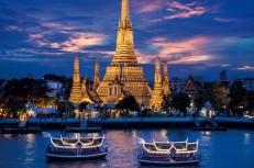Bangkok / Puket - Uskrs / 1.maj