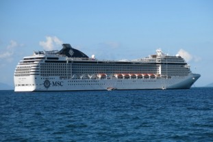 Krstarenje norveškim fjordovima na MSC Musica