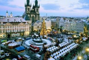 Prag - Nova godina 2017