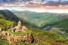 Gruzija, Jermenija, Azerbejdžan - Uskrs
