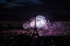 Pariz - Nova godina 2017