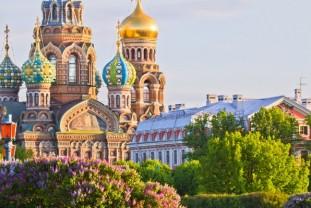 Proslavite Prvi maj u Sankt Peterburgu