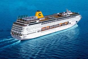 Costa neoRiviera - krstarenje Indijskim okeanom