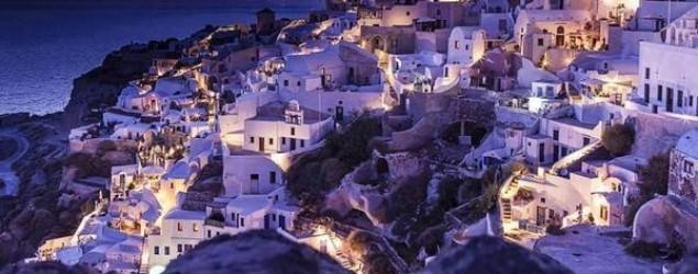 Santorini - leto 2017