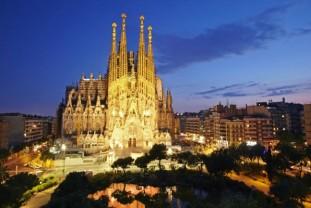 Barselona od 345 €