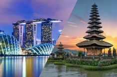 Singapur / Bali od 1.099 €