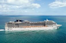 MSC Divina - grupno krstarenje od 1.799 €
