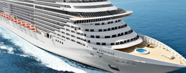 MSC Fantasia - grupno krstarenje od 999 €
