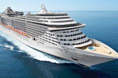 MSC Preziosa - grupno krstarenje od 1.399 €