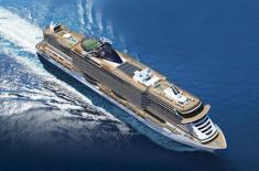 MSC Seaview - grupno krstarenje Zapadnim Mediteranom