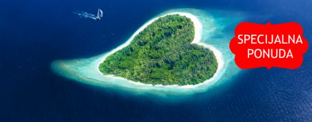 Maldivi od 825 €