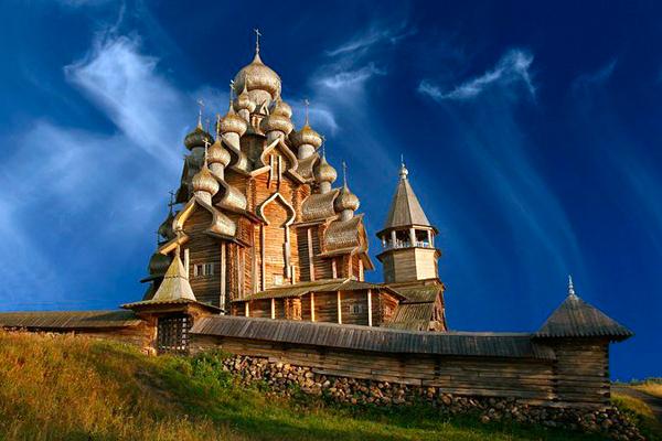 Moskva - St.Peterburg u julu