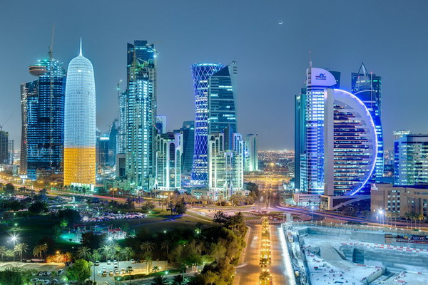 Doha - pustinjska oaza