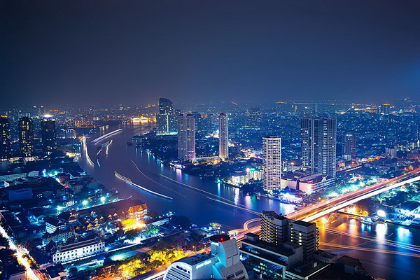 Bangkok / Pataja - Nova godina