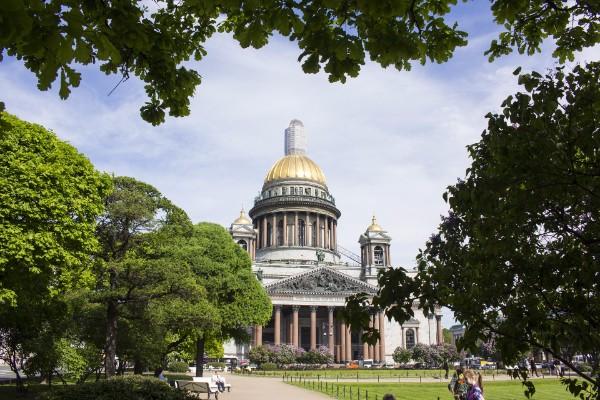 Sankt Peterburg - Uskrs od 549 €