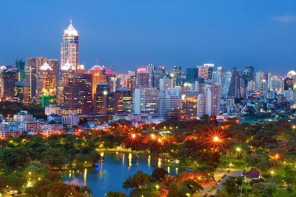 Bangkok / Pataja od 879 €