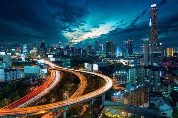 Bangkok / Pataja - Uskrs / 1.maj
