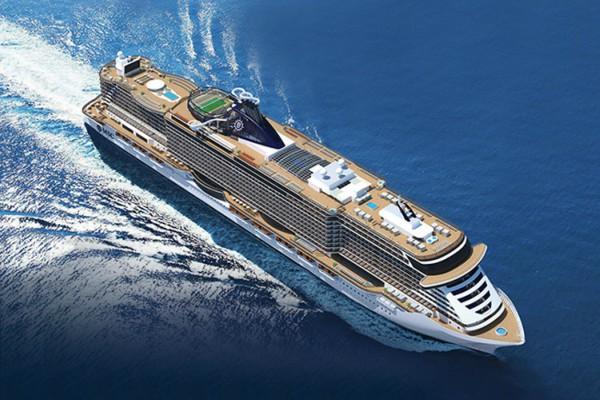 MSC Seaview - grupno krstarenje Zapadnim Mediteranom - TTC ...